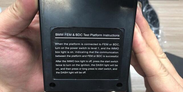 2019-bmw-fem-bdc-test-platform-black-for-making-key-on-bench-4