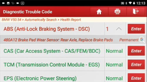 2016-Mini-Cooper-Rear-Brake-Pad-Replacement-by-Launch-X431-Pro-5