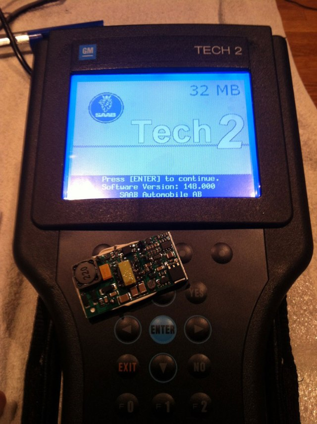 How-to-rework-GM-Tech2-PCB-to-make-Tech2-scan-tool-clone-boot-up-for-use-3