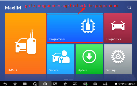 How-to-Check-Autel-Programmer-3