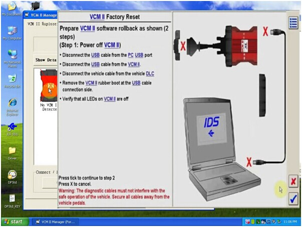How-to-Fix-Ford-VCM-2-No-Boot-up-LED-No-Function-Problems-2