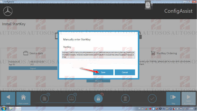 How-to-configure-OEM-Benz-C6-Xentry-VCI-interface-7