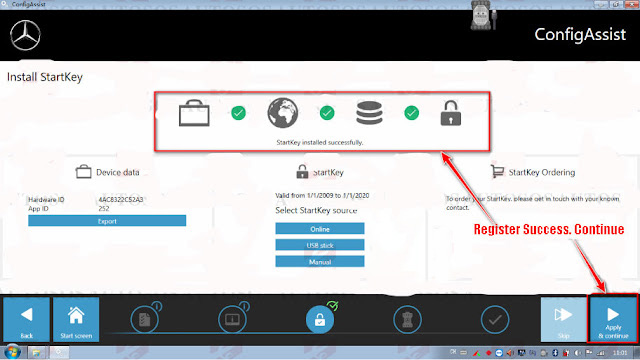 How-to-configure-OEM-Benz-C6-Xentry-VCI-interface-9