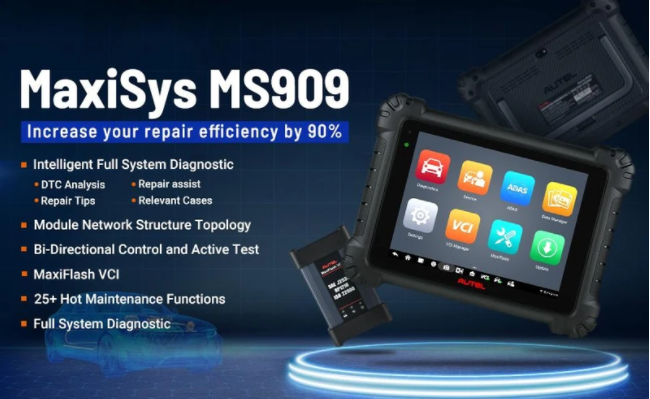 Autel-MS909-Difference-Between-MS908S-Pro-and-MS919-1